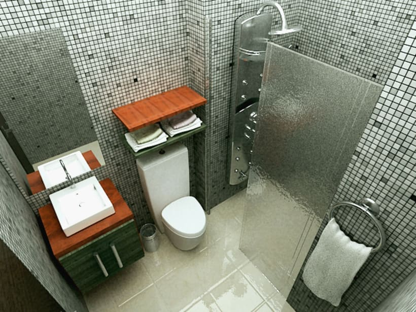 Diseño de Interiores para Buzo 3
