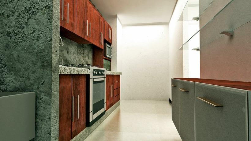 Diseño de Interiores para Buzo 4