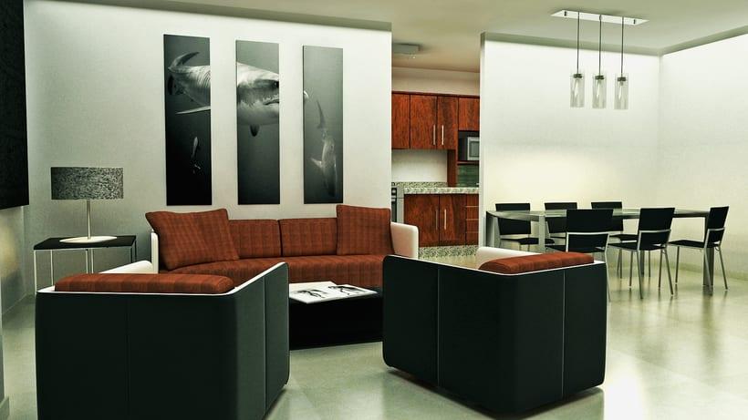 Diseño de Interiores para Buzo 6