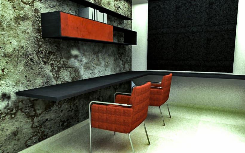Diseño de Interiores para Buzo 7