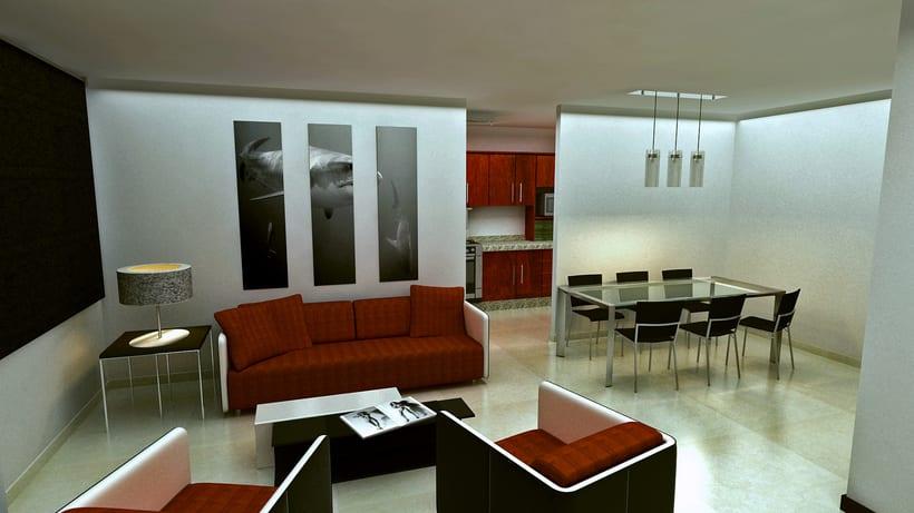 Diseño de Interiores para Buzo 9