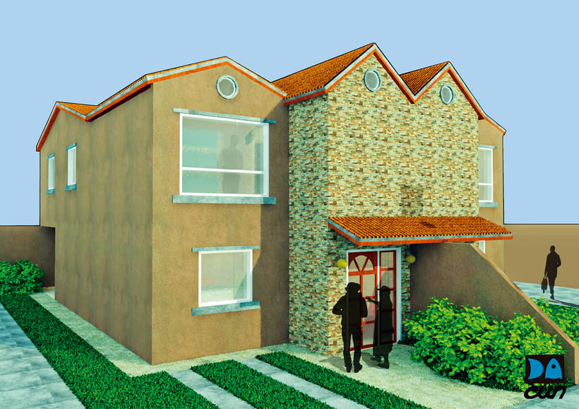 Desarrollo de Imágenes para Venta de Proyectos Inmobiliarios  0