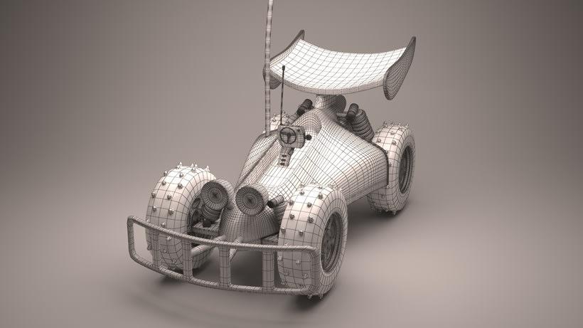 R.C. Car de Toy Story  2