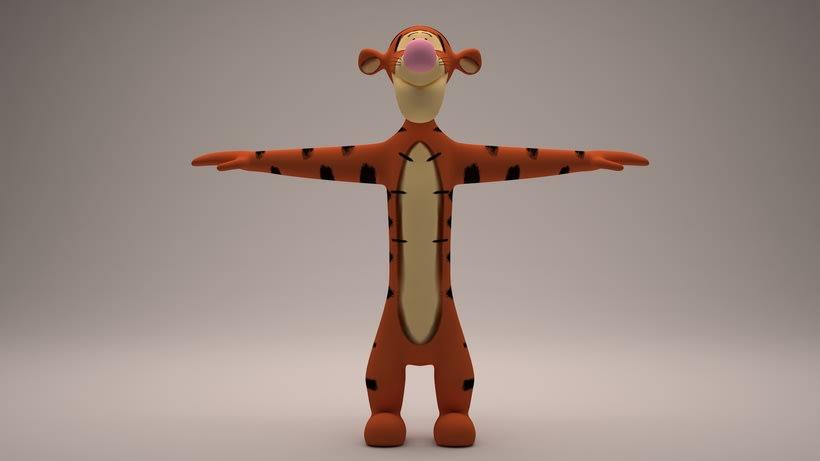 Tigger de Winnie the Pooh 2