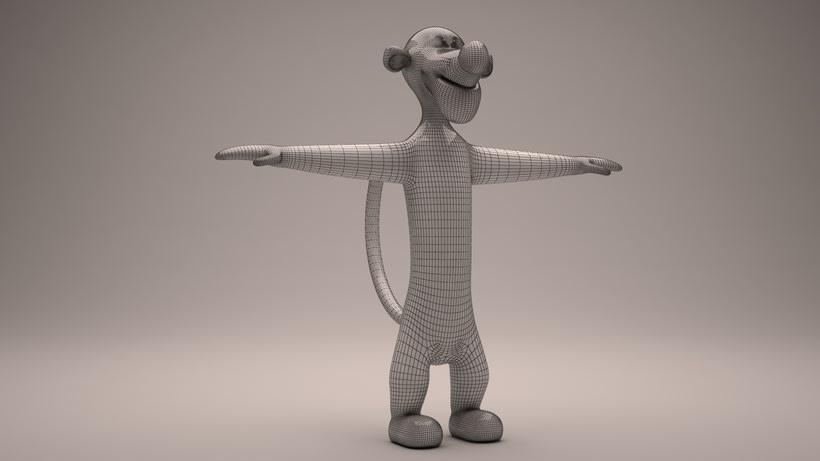 Tigger de Winnie the Pooh 4