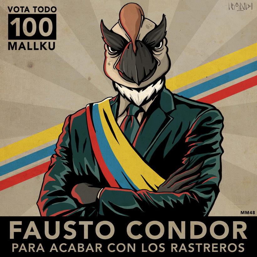 Poster Design: Fausto Condor 5
