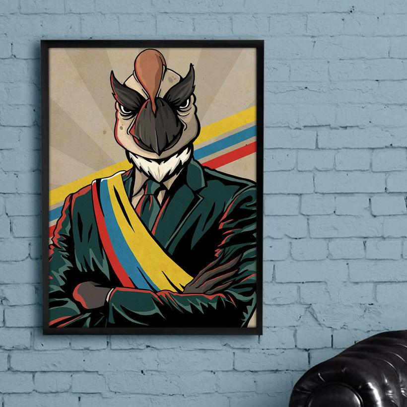 Poster Design: Fausto Condor 7