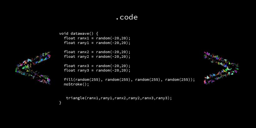 <datawave> Generative Font 1