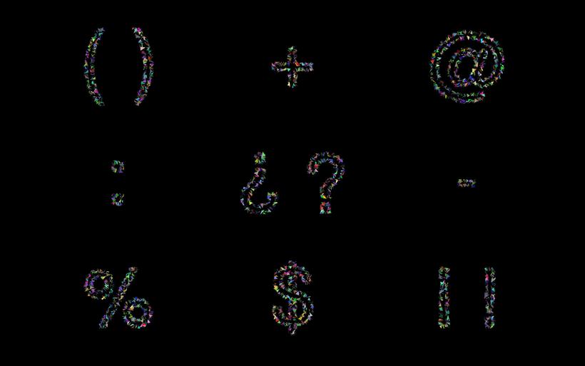 <datawave> Generative Font 5