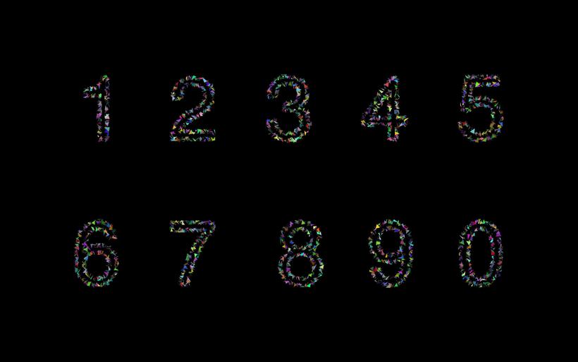 <datawave> Generative Font 6
