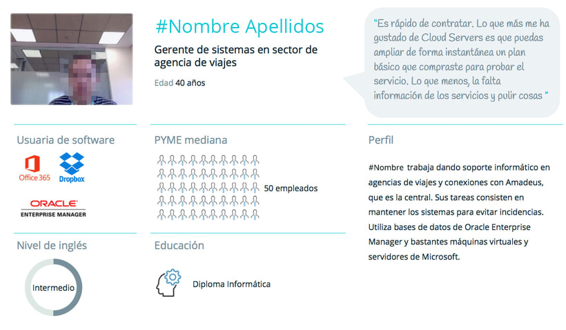 Test de usabilidad, insights y customer journey 6