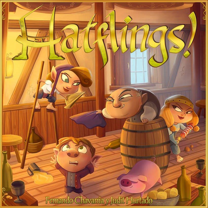 Hatflings (board game) -1