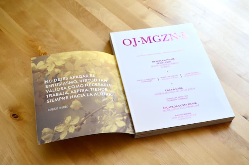 OJ Magazine 1