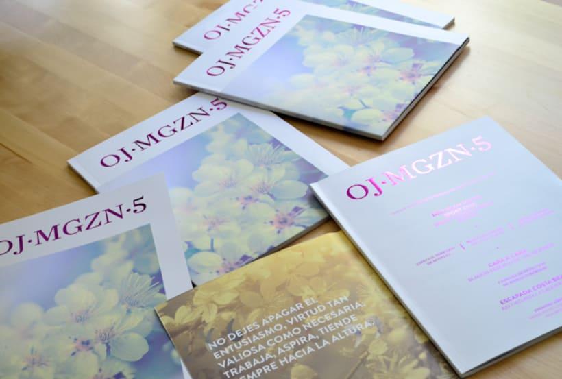OJ Magazine 0