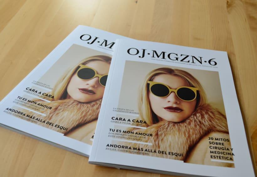 OJ Magazine 8