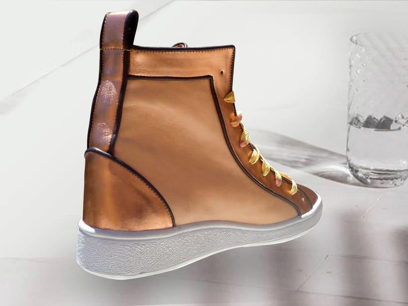 Diseño Calzado / Montaje y Fotografía 0