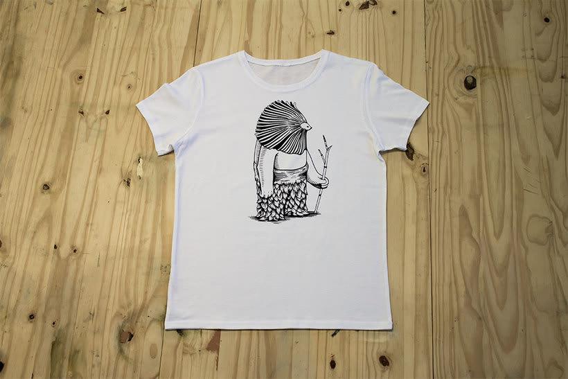 Camisetas animales fantásticos 42
