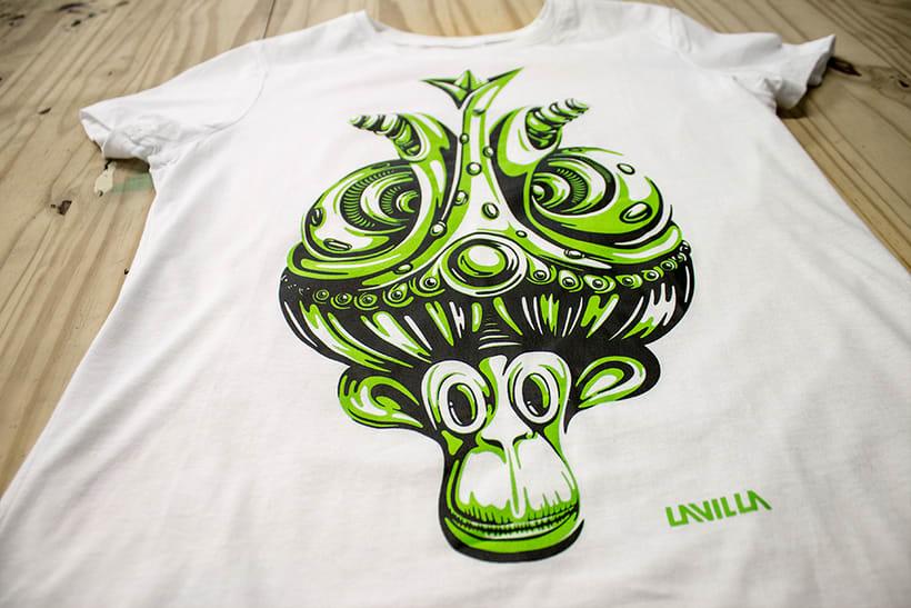 Camisetas animales fantásticos 15