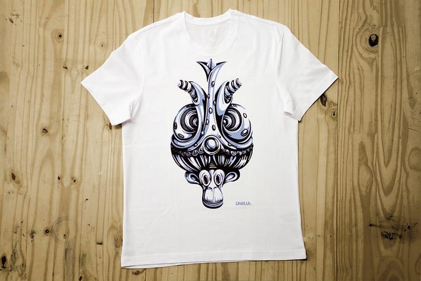 Camisetas animales fantásticos 16