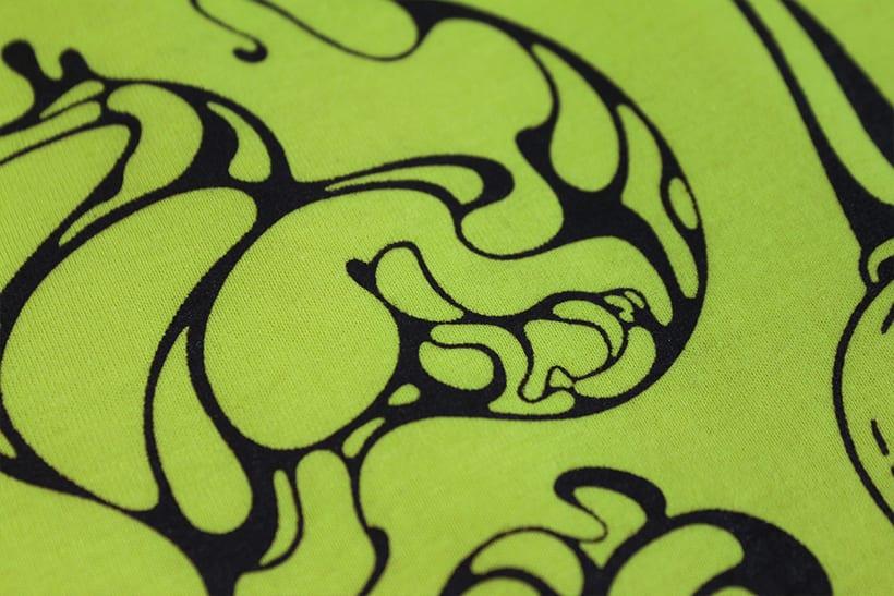 Camisetas animales fantásticos 19
