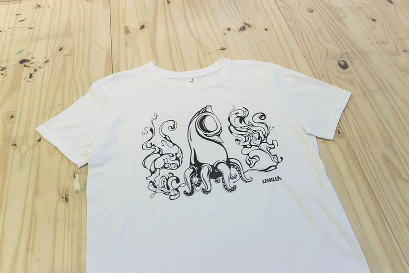 Camisetas animales fantásticos 21