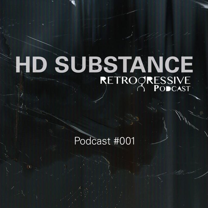 Portadas de Podcast para la revista online Retrogressive Magazine 4