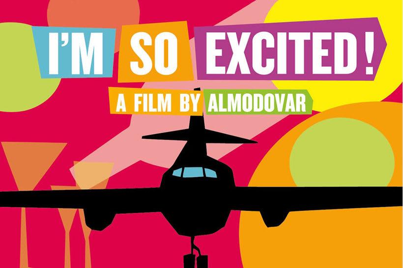 Los Amantes Pasajeros / I'm so excited (Pedro Almodóvar) - Storyboards 3