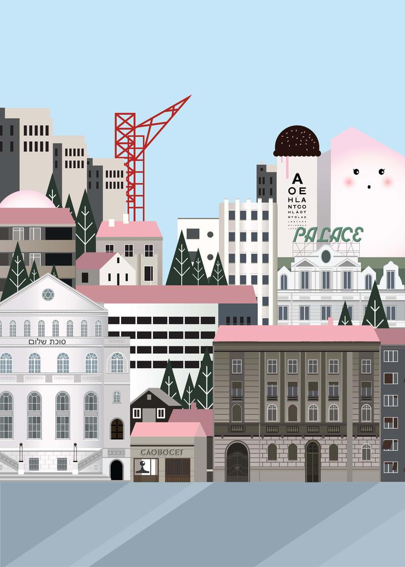 Hood / Belgrade puzzle -1