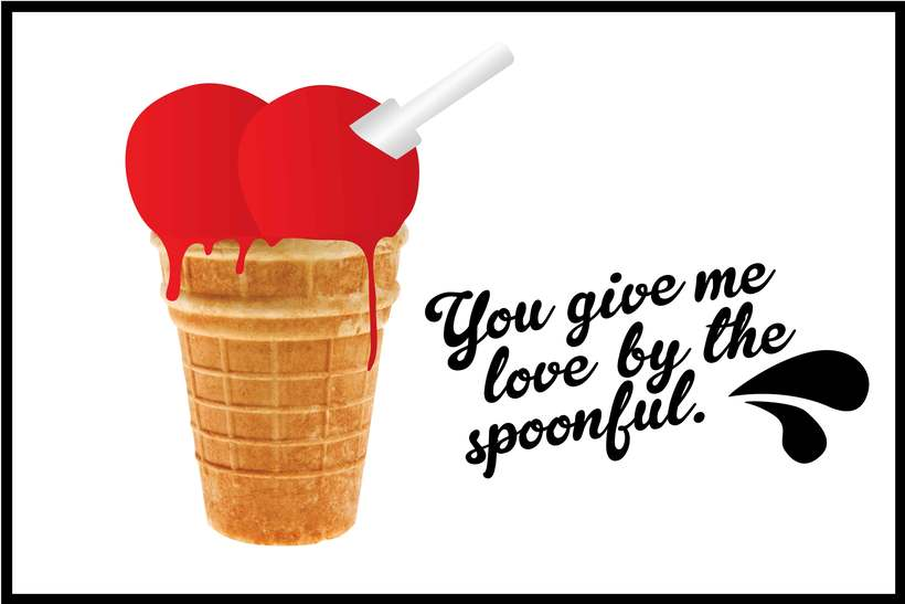 You are my ice cream 8