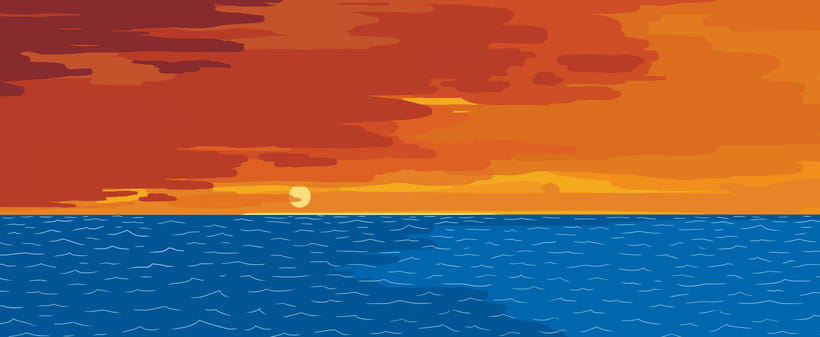 Mar infinito 1