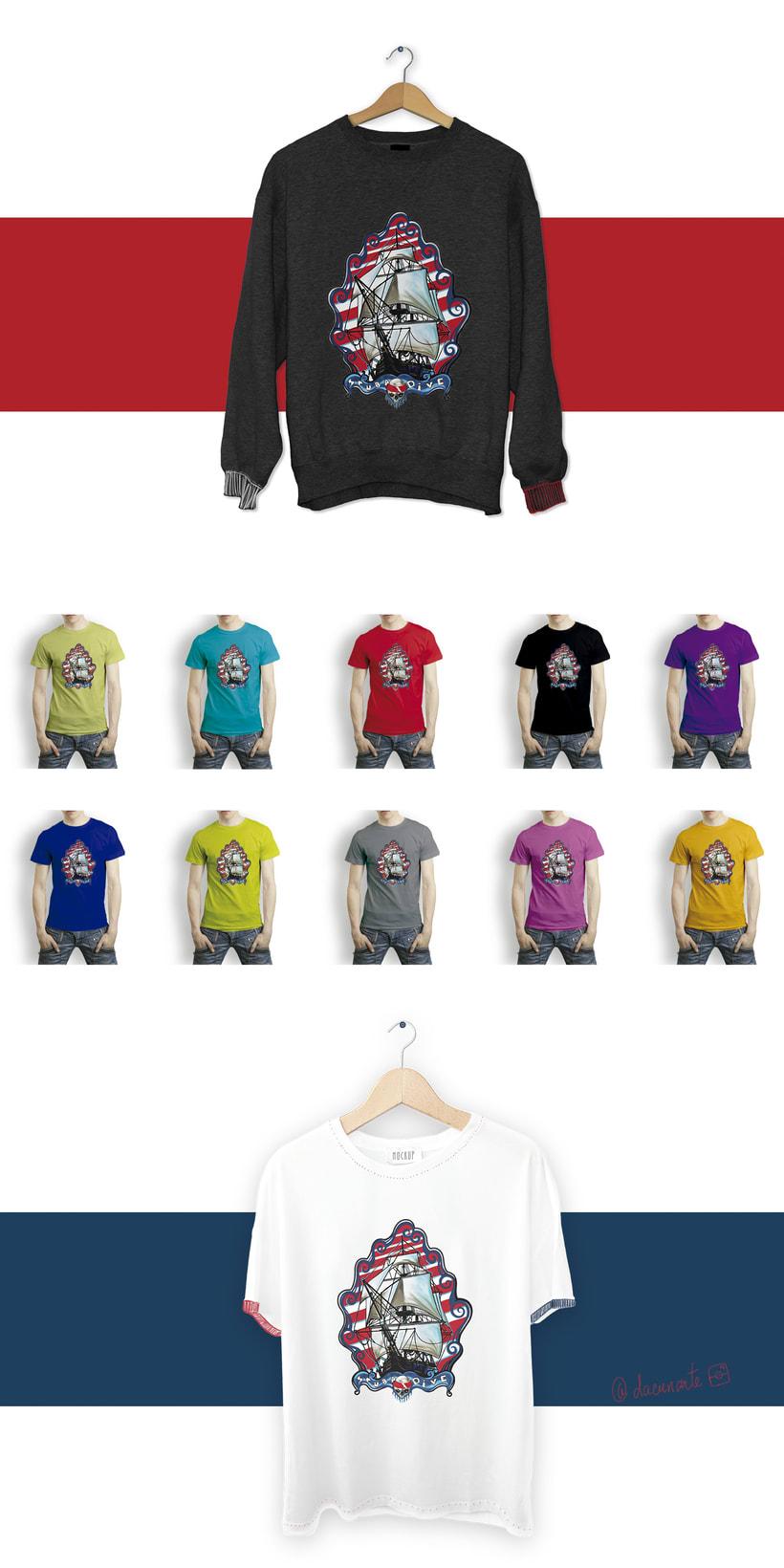 Diving Shirts 1