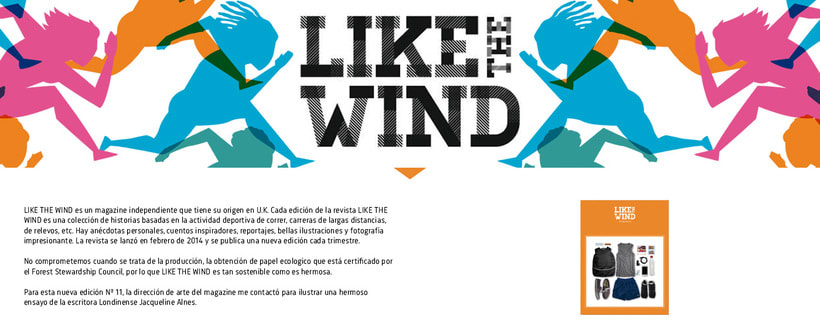 LIKE THE WIND - Nº11 0