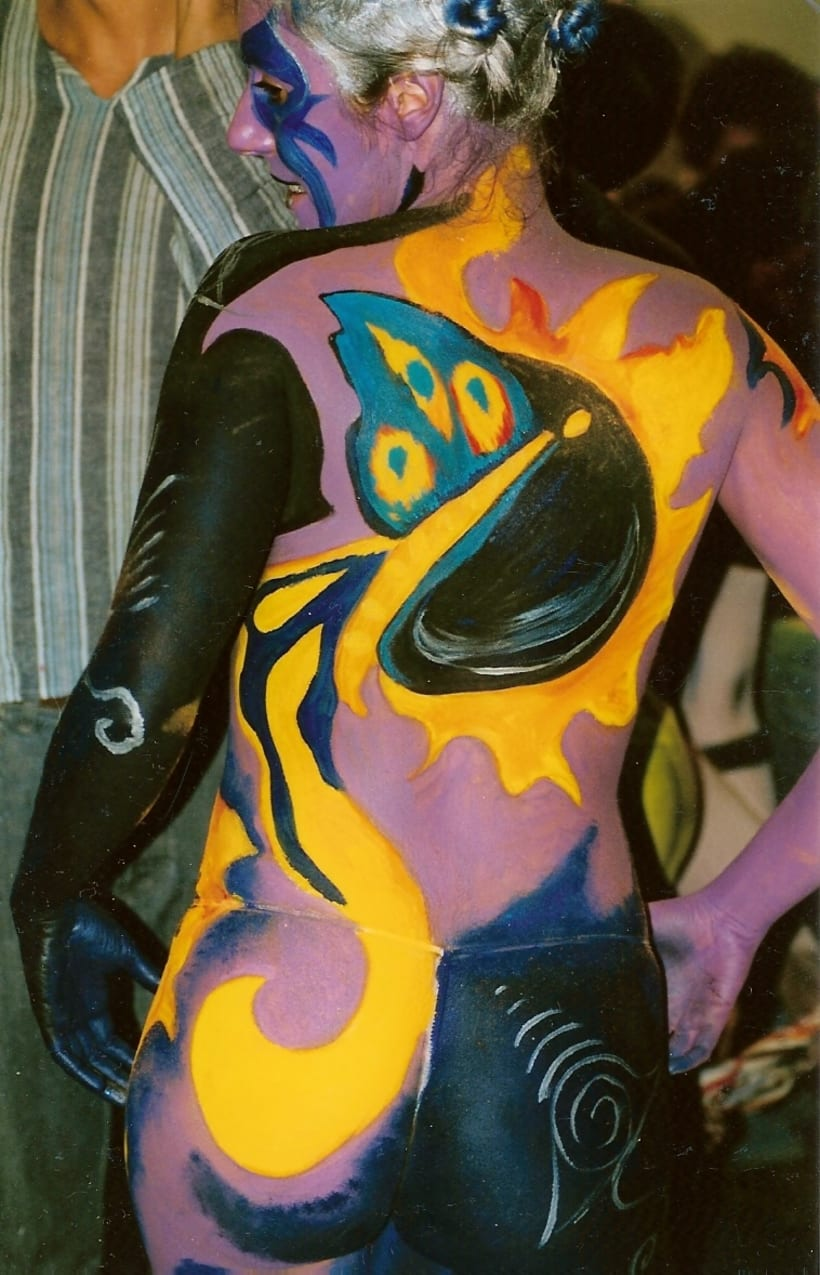 BODY PAINTING 6