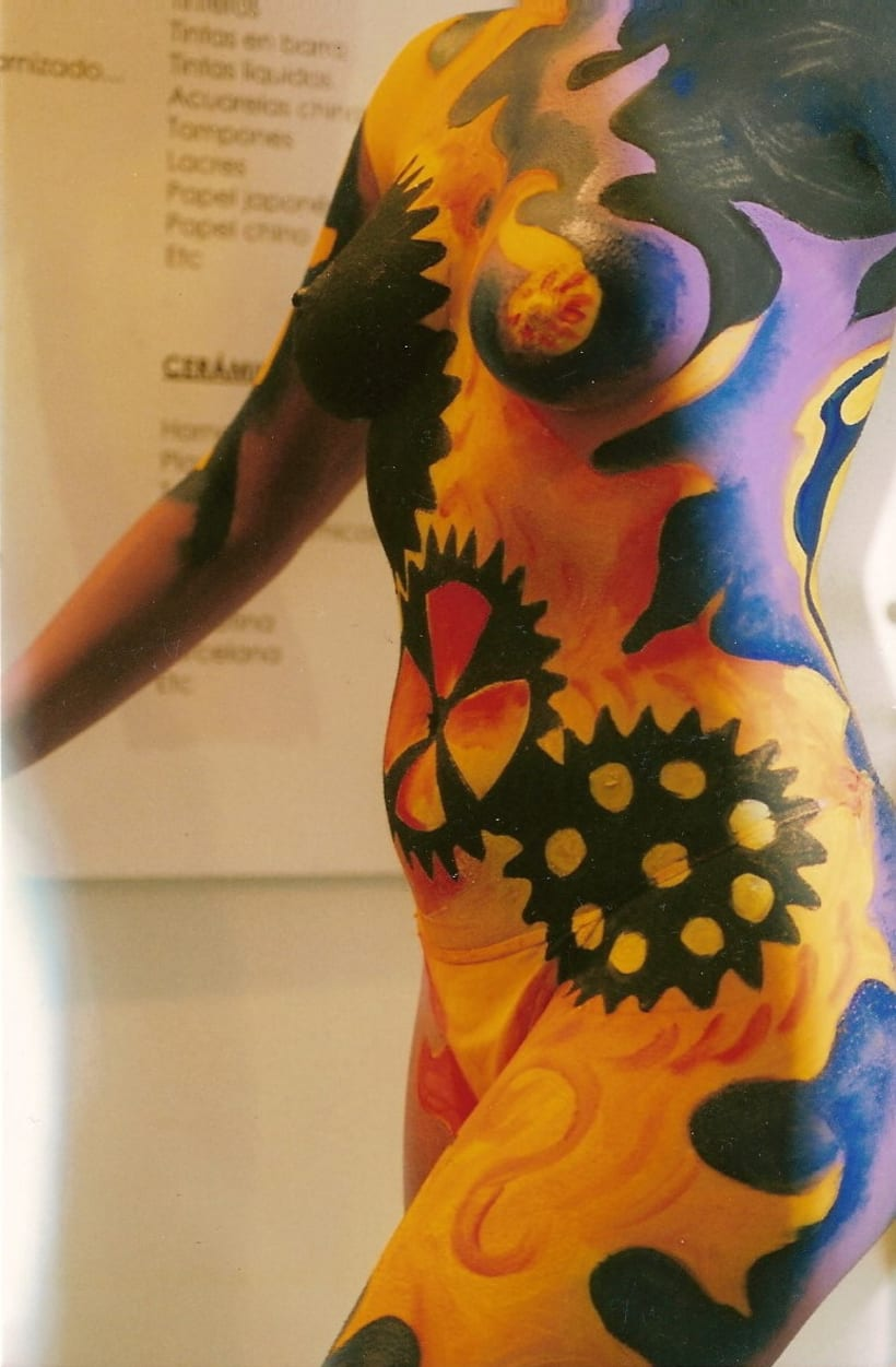 BODY PAINTING 7