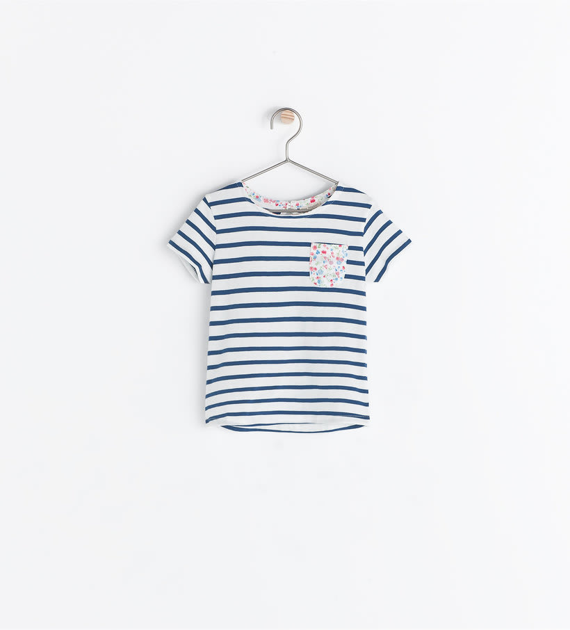 Babygirls Stripes- Summer 14 1