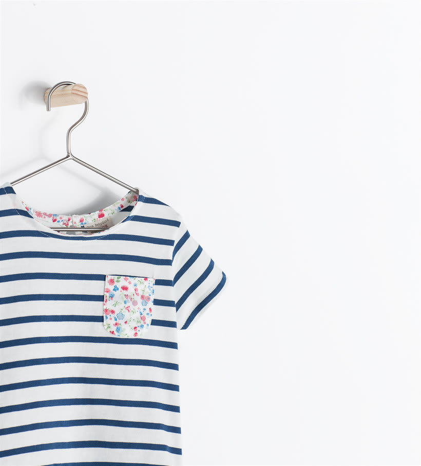 Babygirls Stripes- Summer 14 2