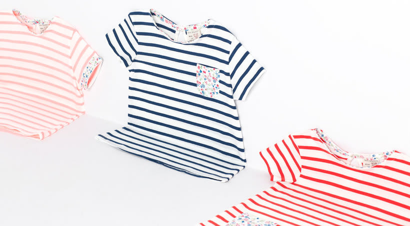 Babygirls Stripes- Summer 14 0