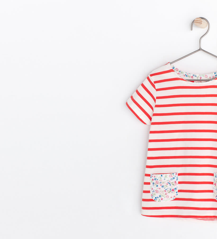Babygirls Stripes- Summer 14 4
