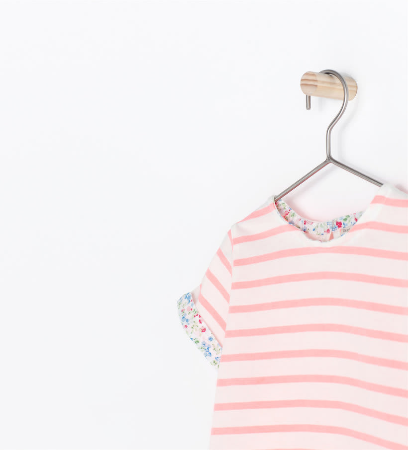 Babygirls Stripes- Summer 14 6