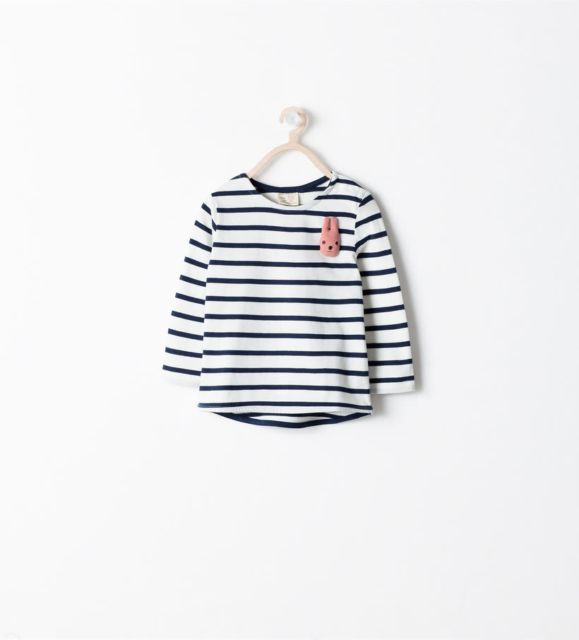 Babygirls Stripes- Winter 14/15 -1