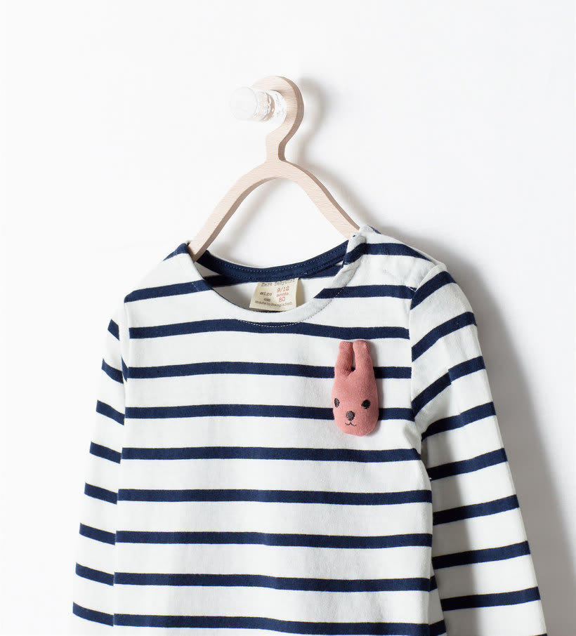 Babygirls Stripes- Winter 14/15 0