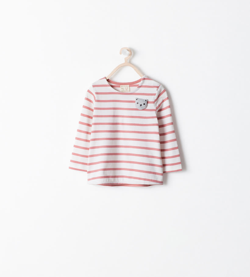 Babygirls Stripes- Winter 14/15 1