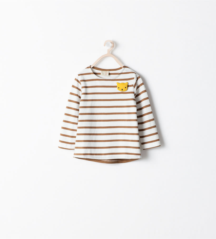Babygirls Stripes- Winter 14/15 3