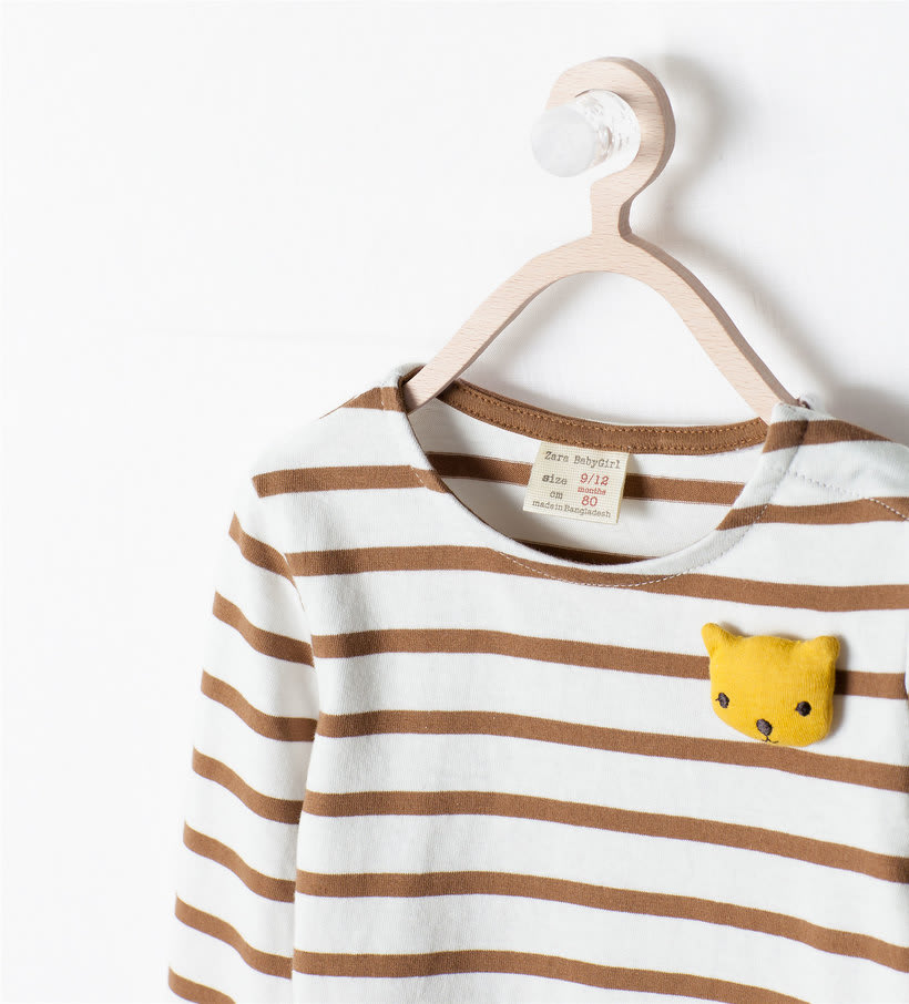 Babygirls Stripes- Winter 14/15 4