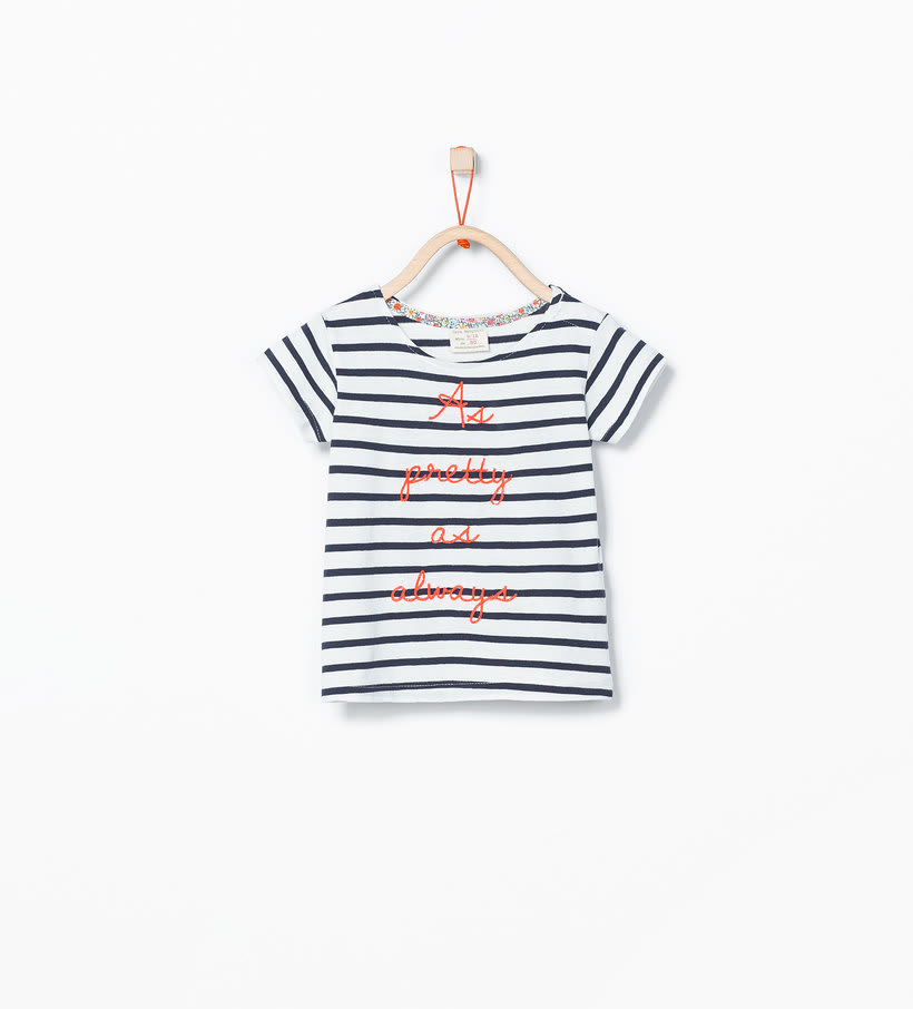 Babygirls Stripes- Summer 15 -1