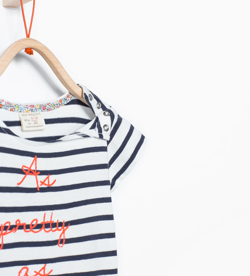 Babygirls Stripes- Summer 15 0