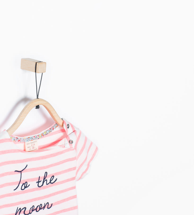 Babygirls Stripes- Summer 15 2