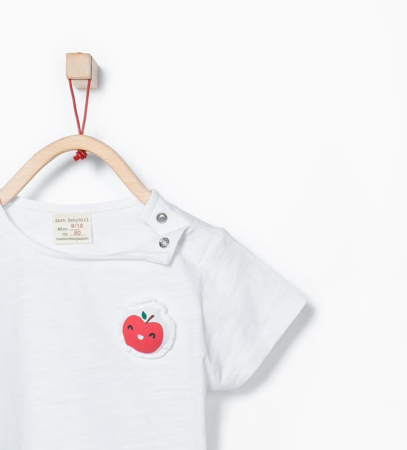 Babygirls Basic Fruits 0