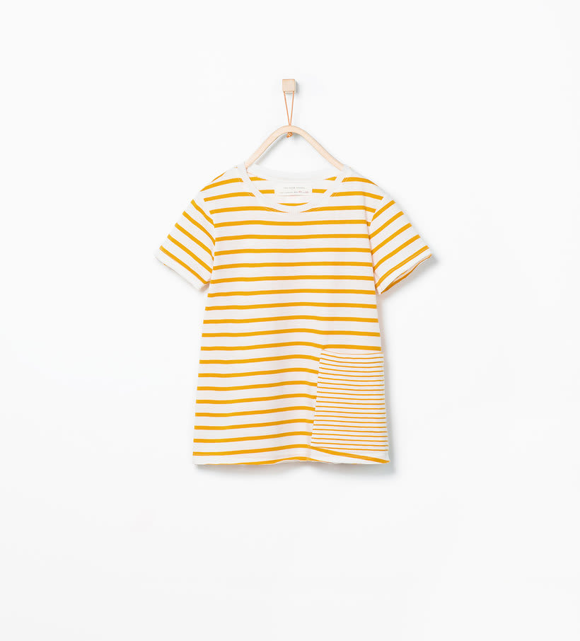 Girls Stripes Summer 15 1