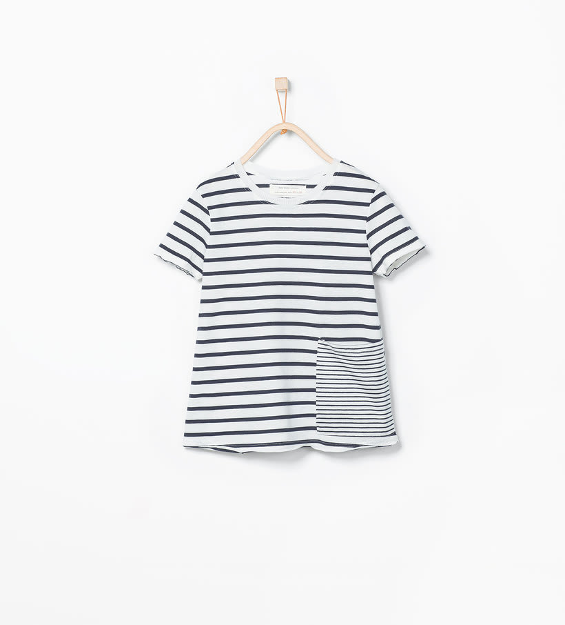 Girls Stripes Summer 15 3